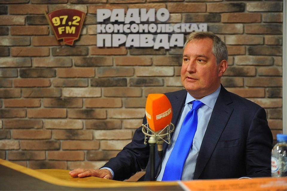 """Рогозин: Мы делаем ставку на ракету """"Союз-5"""". Мы между собой называем ее """"карандаш"""""""