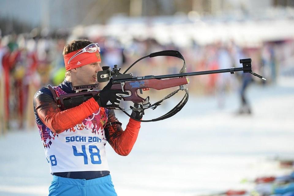 """Биатлониста Устюгова лишили """"золота"""" Олимпиады в Сочи и признали виновным в допинге"""