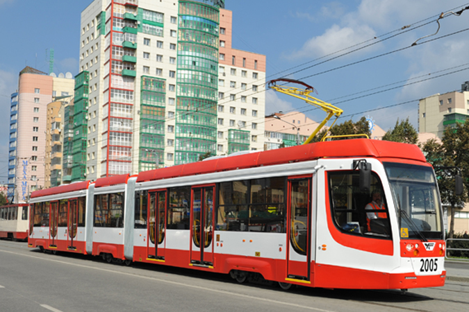 Усть-Катавский трамвай