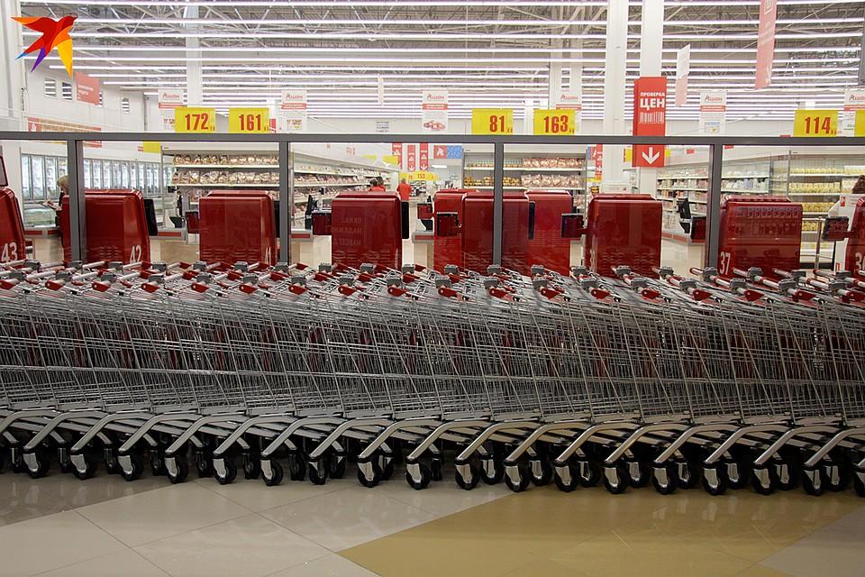 Конец эпохи гипермаркетов: Их заменят магазинчики у дома и службы доставки продуктов
