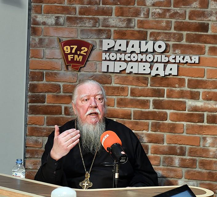 Священник, назвавший гражданские браки проституцией: «Меня угрожают убить или покалечить. Но мусульмане встанут на защиту старого батюшки»